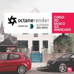 Curso de Octane Render plugin para 3D Studio Max do básico ao avançado